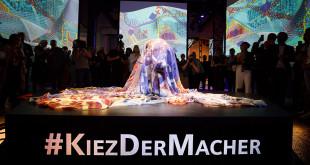 Siemensstadt #KiezDerMacher – Mode, die elektrisiert mit Vladimir Karaleev