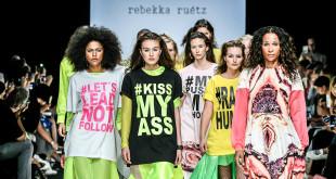 Rebekka Ruetz Spring Summer 2020 MBFW Berlin