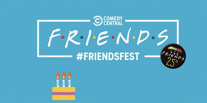 Comedy Central Friendsfest