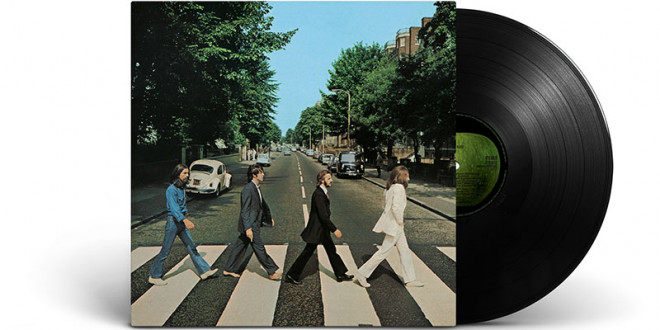 ABBEY ROAD ANNIVERSARY EDITION DER BEATLES
