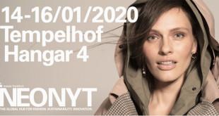 Neonyt Herbst Winter 2020 /21 im Flughafen Tempelhof Programm