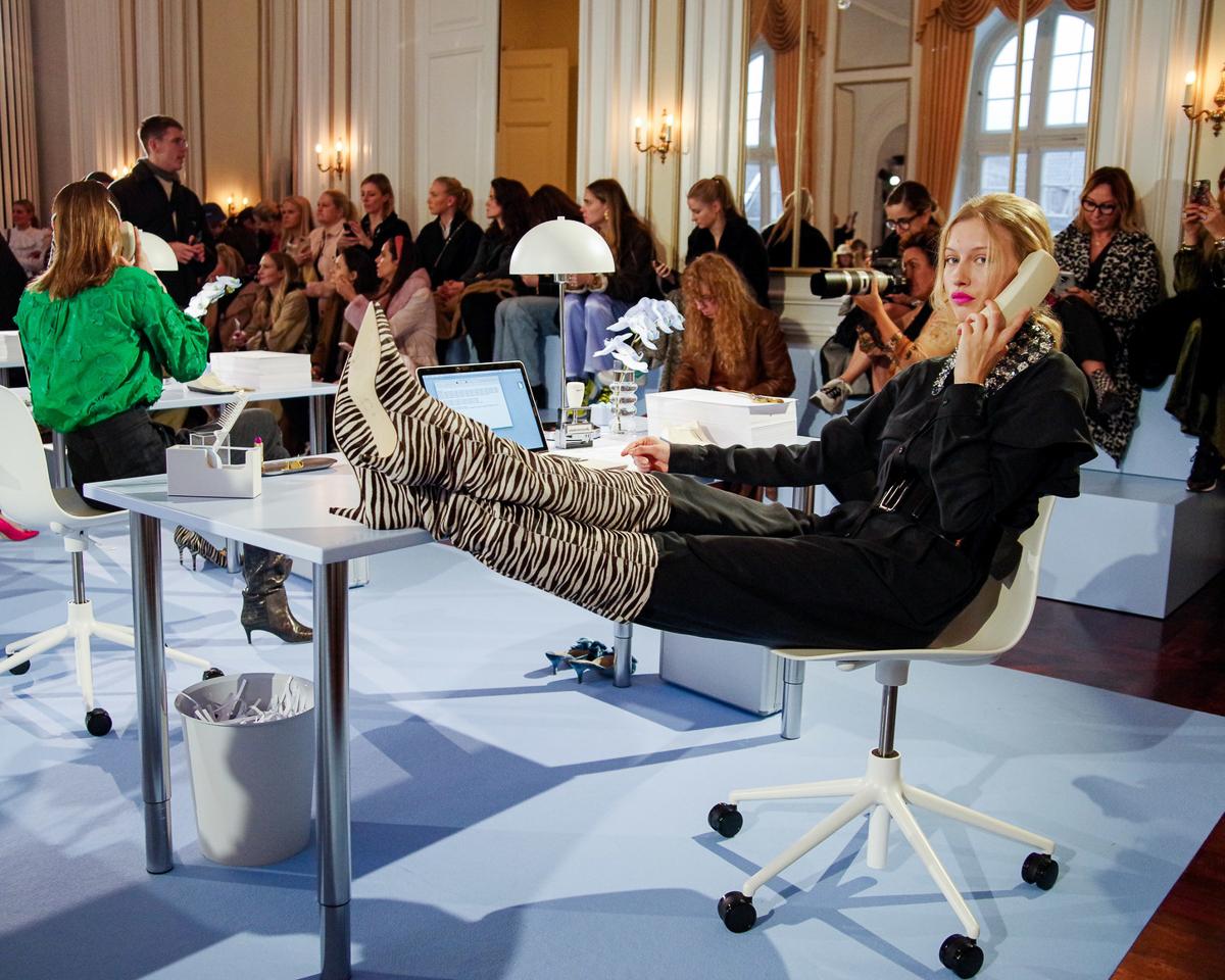 CUSTOMMADE Autumn Winter 2020 – Copenhagen Fashion Week