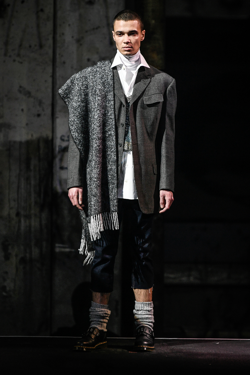 Looks by Wolfgang Joop - MBFW Berlin Herbst Winter 2020