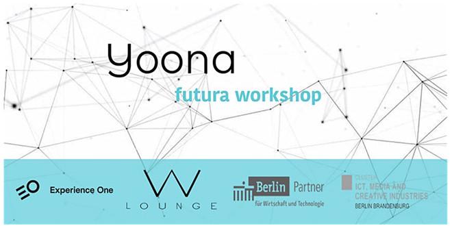 YOONA Futura Workshop @ MBFW Berlin Herbst Winter 2020- Design der Zukunft