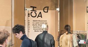 Berlin Showroom Autumn / Winter 2020 in Paris