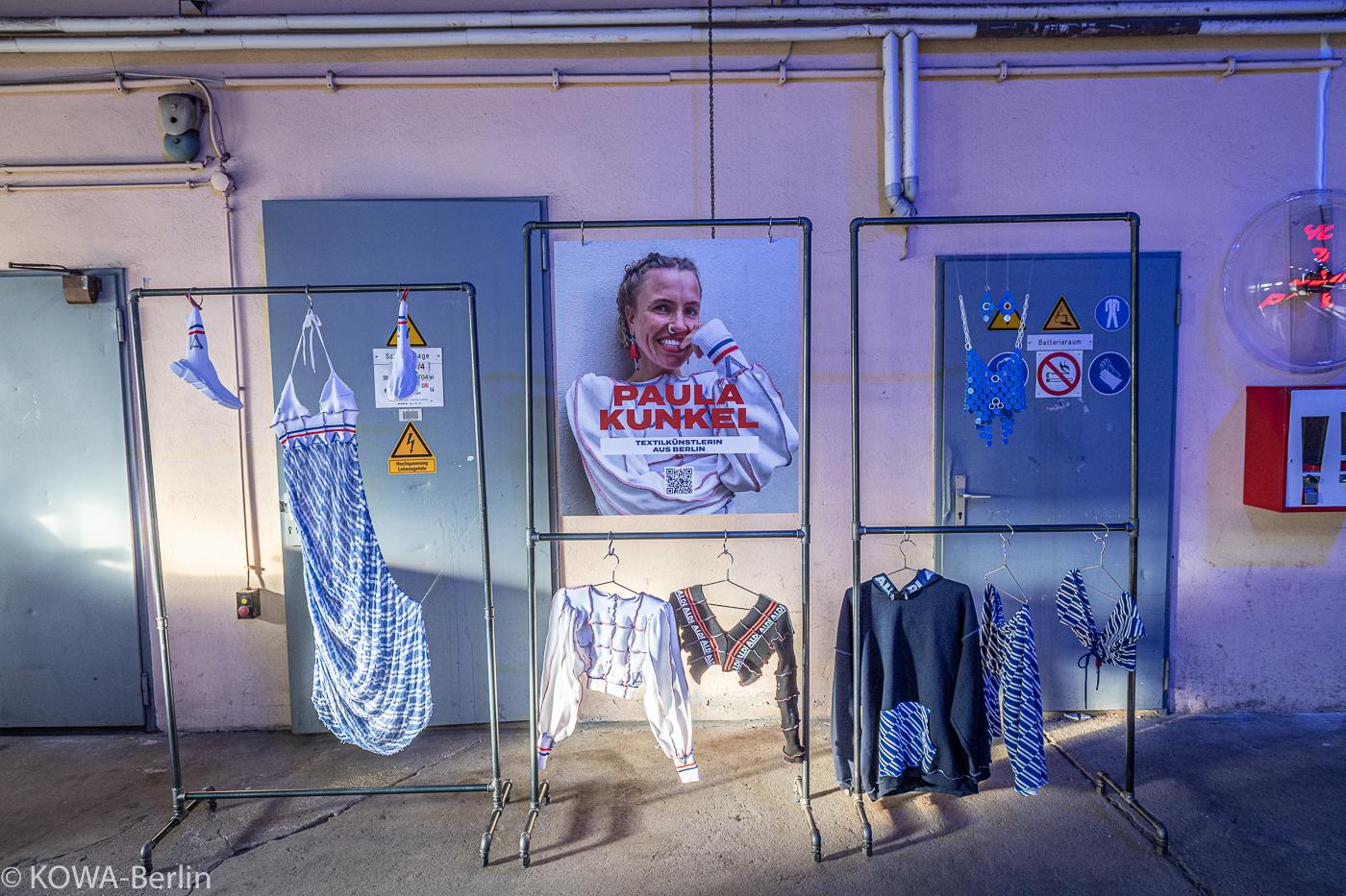 ALDI Original Kollektion Fashion Ausstellung in Berlin