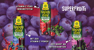 Rauch Happy Day Superfruits