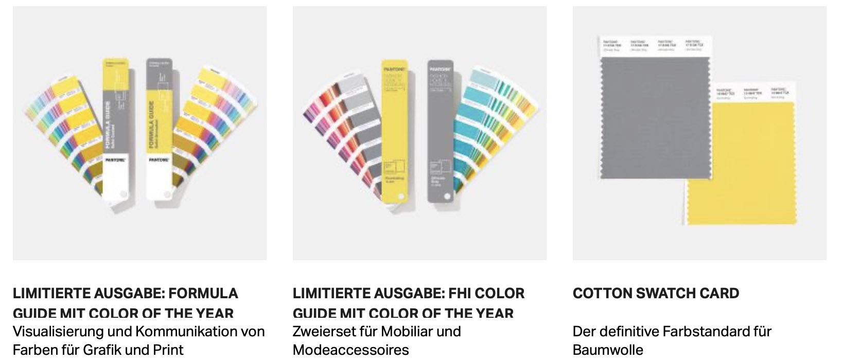 Farbe des Jahres 2021